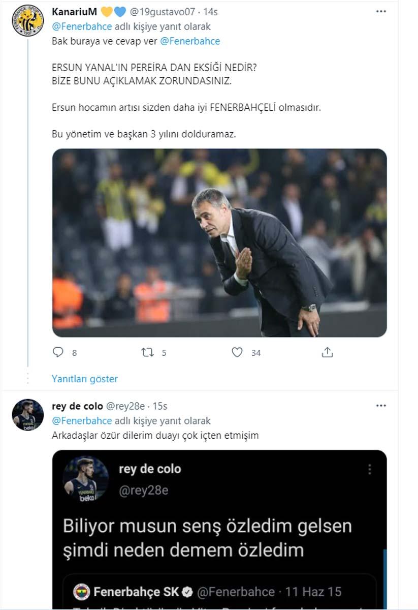 Resmi açıklama geldi ,sosyal medya ayağa kalktı! Vitor Pereira, Fenerbahçe taraftarını ikiye böldü!