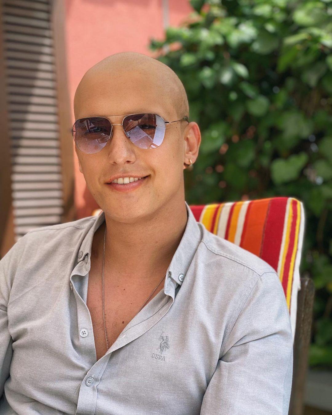 Kanser tedavisi görüyordu! Boğaç Aksoy güzel haberi sosyal medya hesabından duyurdu!