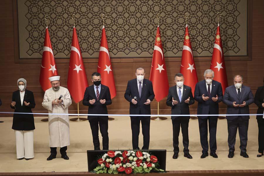 Cumhurbaşkanı Erdoğan 'Suyun Gücü Milletle Buluşuyor' töreninde: 2 bin 300 kişiye istihdam sağlanacak!