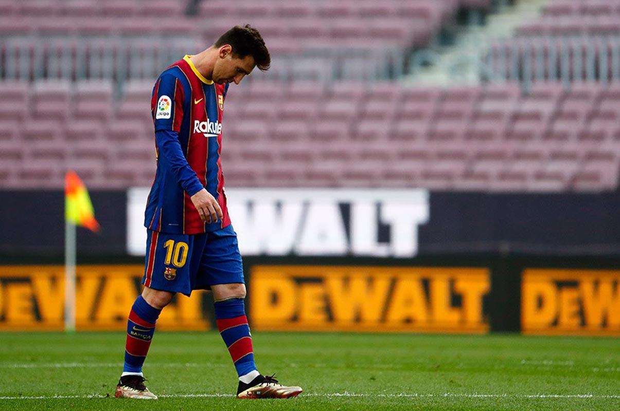 Barcelona Messi için şartları zorluyor   Umtiti ve Pjanic bedelsiz gidebilir