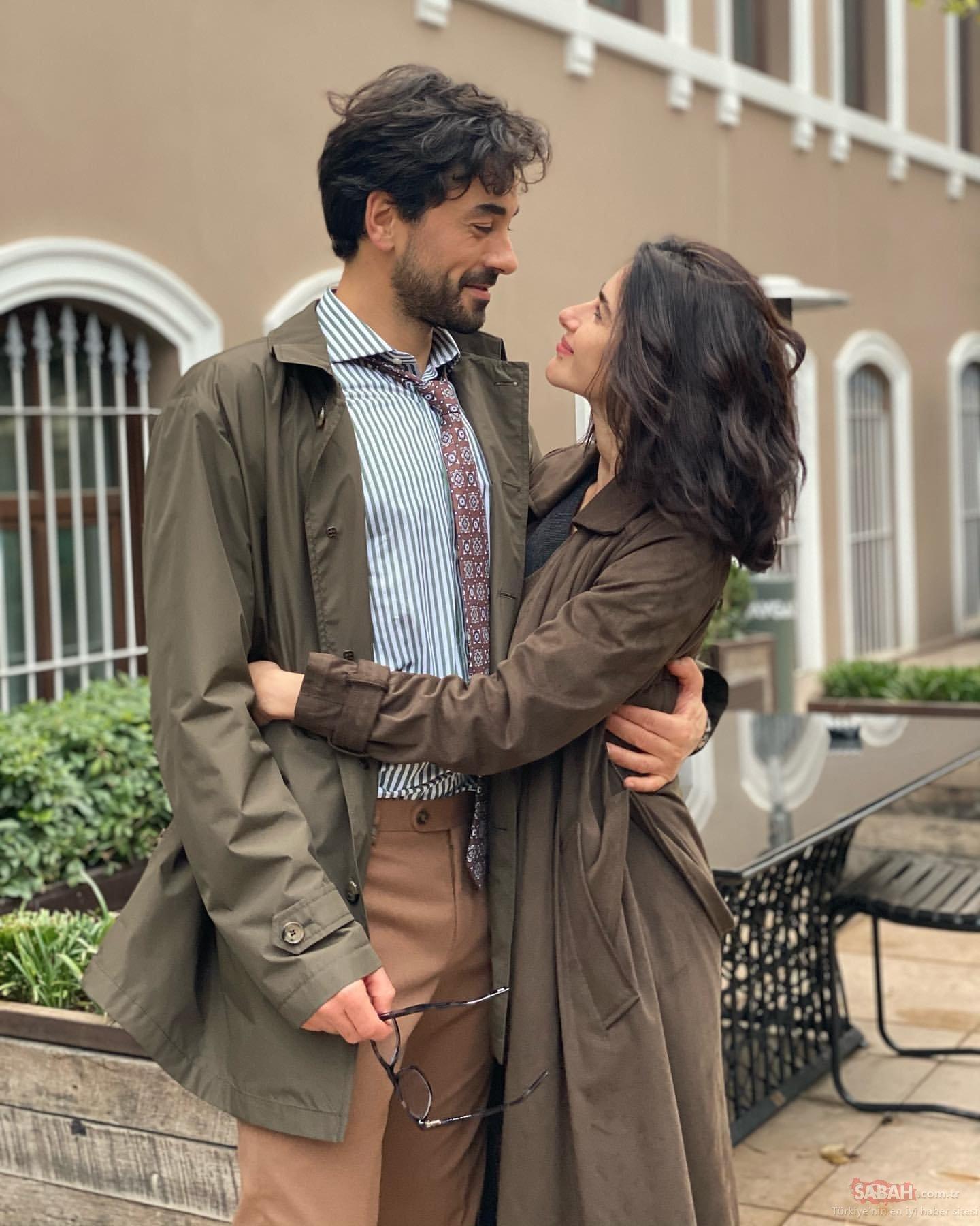Ayrıldıkları iddia edilmişti! Gökhan Alkan aşka gelip Nesrin Cevadzede'ye romantik sözler sarf etti!