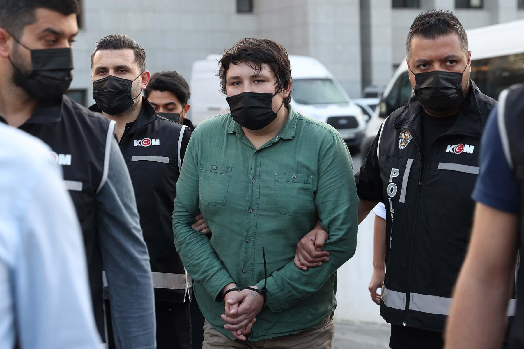Son dakika   Tosuncuk Mehmet Aydın, nöbetçi hakimliğe sevk edildi.