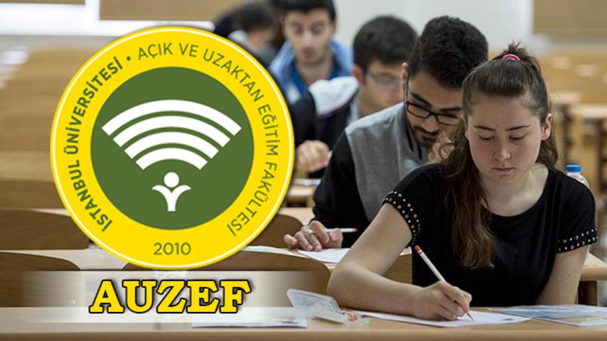 AUZEF bütünleme sonuçları 2021 açıklandı mı, ne zaman açıklanacak? 2021 AUZEF telafi sonucu sorgulama ekranı