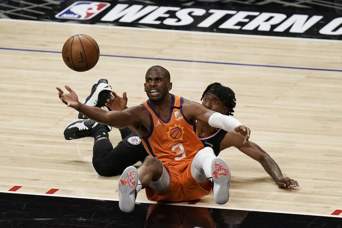 NBA final serisinin ilk kazananı Phoenix Suns!