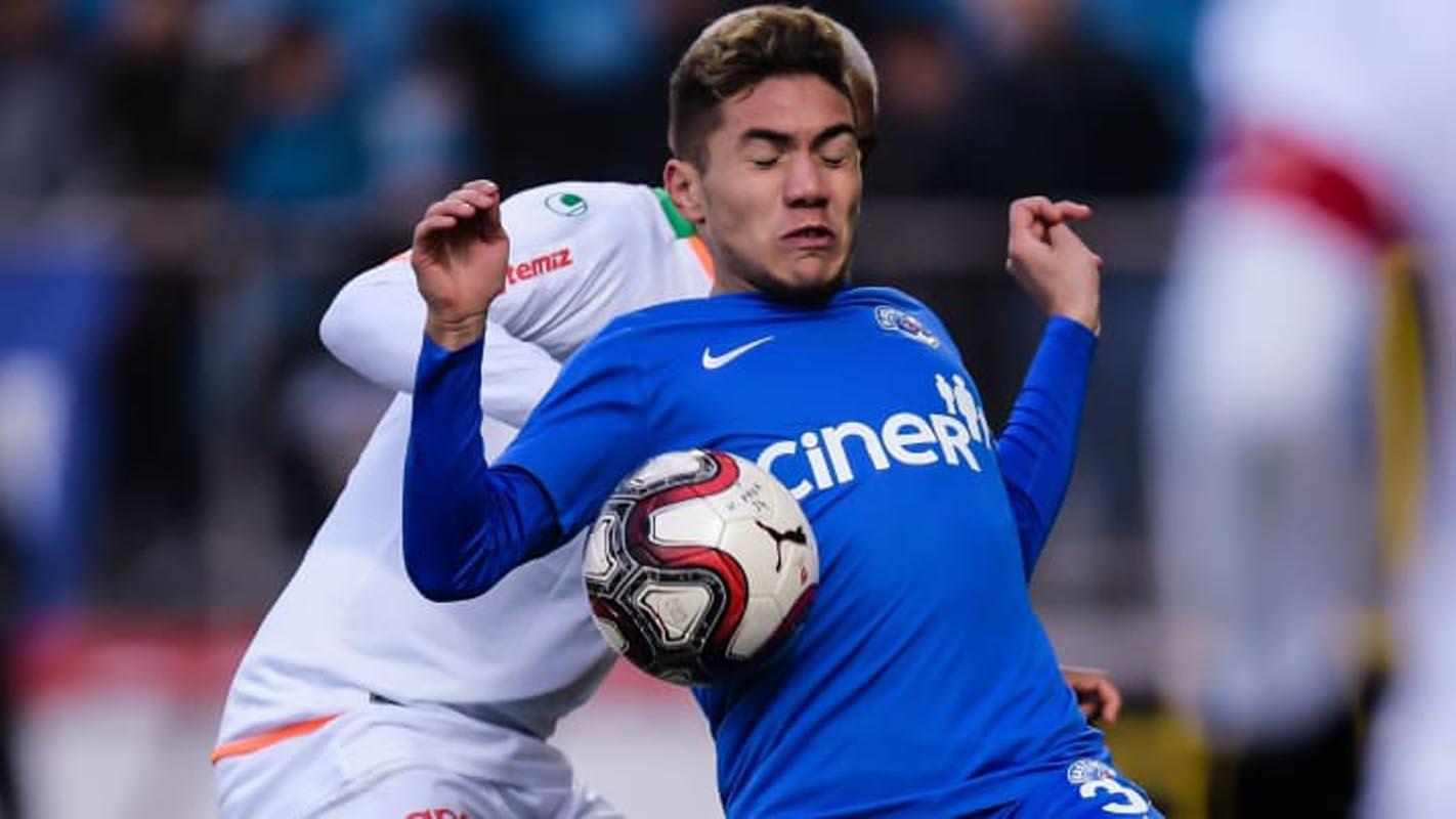 Fenerbahçe genç oyuncu Çağatay Kurukalıp transferini bildirmeye hazırlanıyor