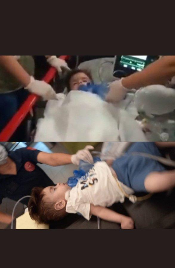 Minik bedeni daha fazla dayanamadı! SMA hastası Eren bebek hayatını kaybetti