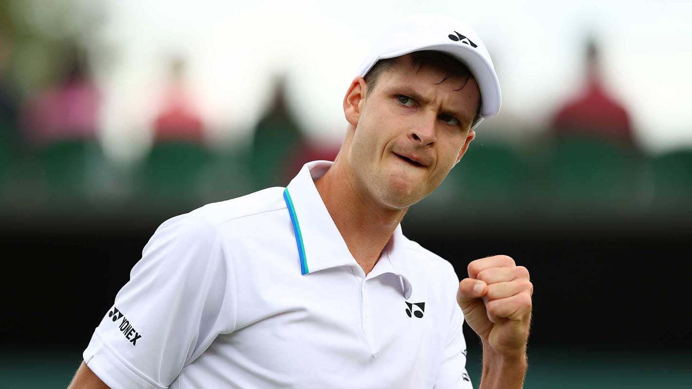 Roger Federer Wimbledon'a çeyrek finalde veda etti