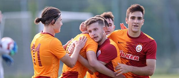 Galatasaray u19 Gelişim Ligi'nde finale yükseldi