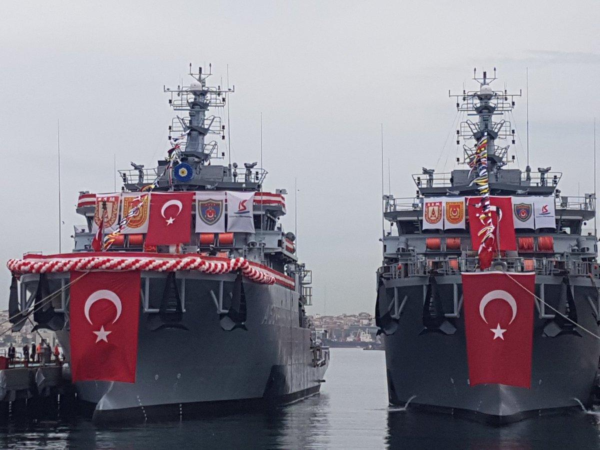 Yunan basınında Türkiye korkusu! Almanya, Egede Türkiyeyi destekliyor