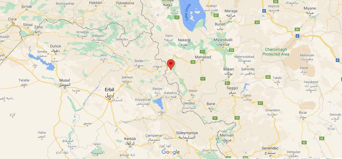Son dakika   İran'da 4.7 şiddetinde deprem