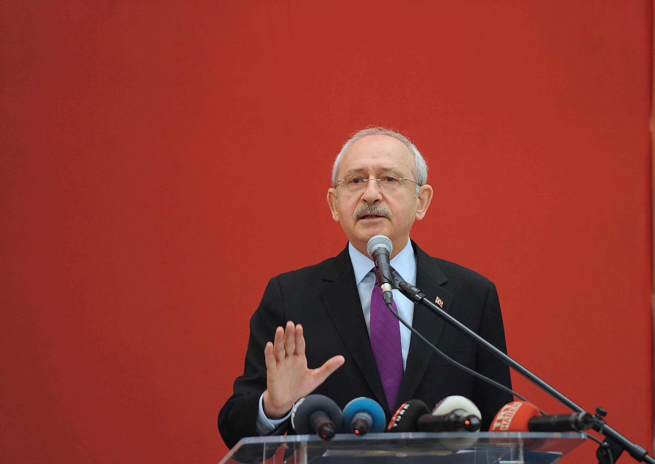 Kemal Kılıçdaroğlu, cumhurbaşkanı adayı olacak mı? Tartışmalara son noktayı koydu