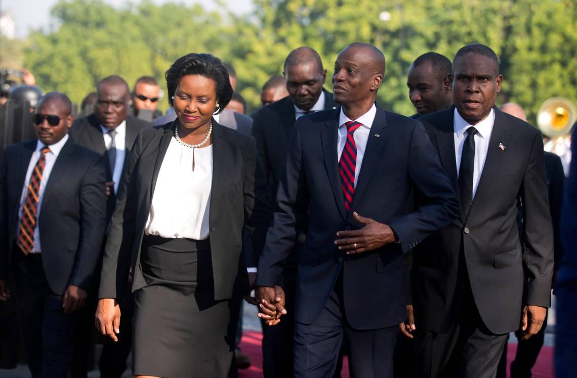 Haitide suikasta kurban giden Moisenin yerine Joseph Lambert geçici devlet başkanı olarak atandı