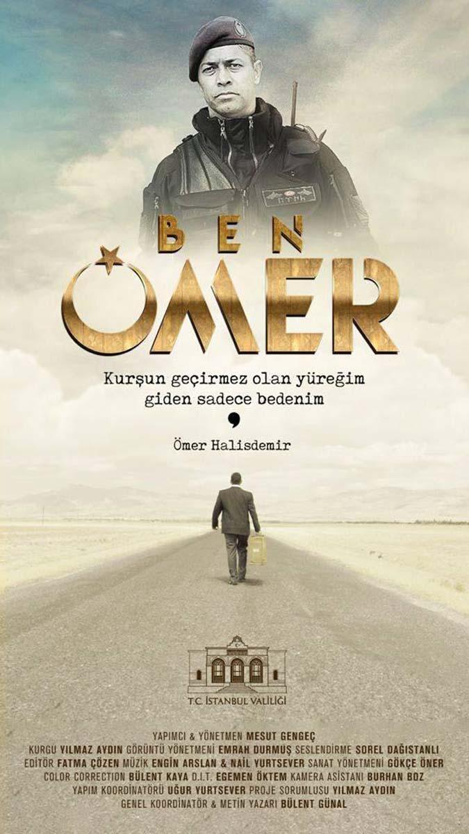 """15 Temmuz kahramanıydı! Ömer Halisdemir'i anlatan """"Ben Ömer""""belgeseli için özel gösterim yapılacak"""
