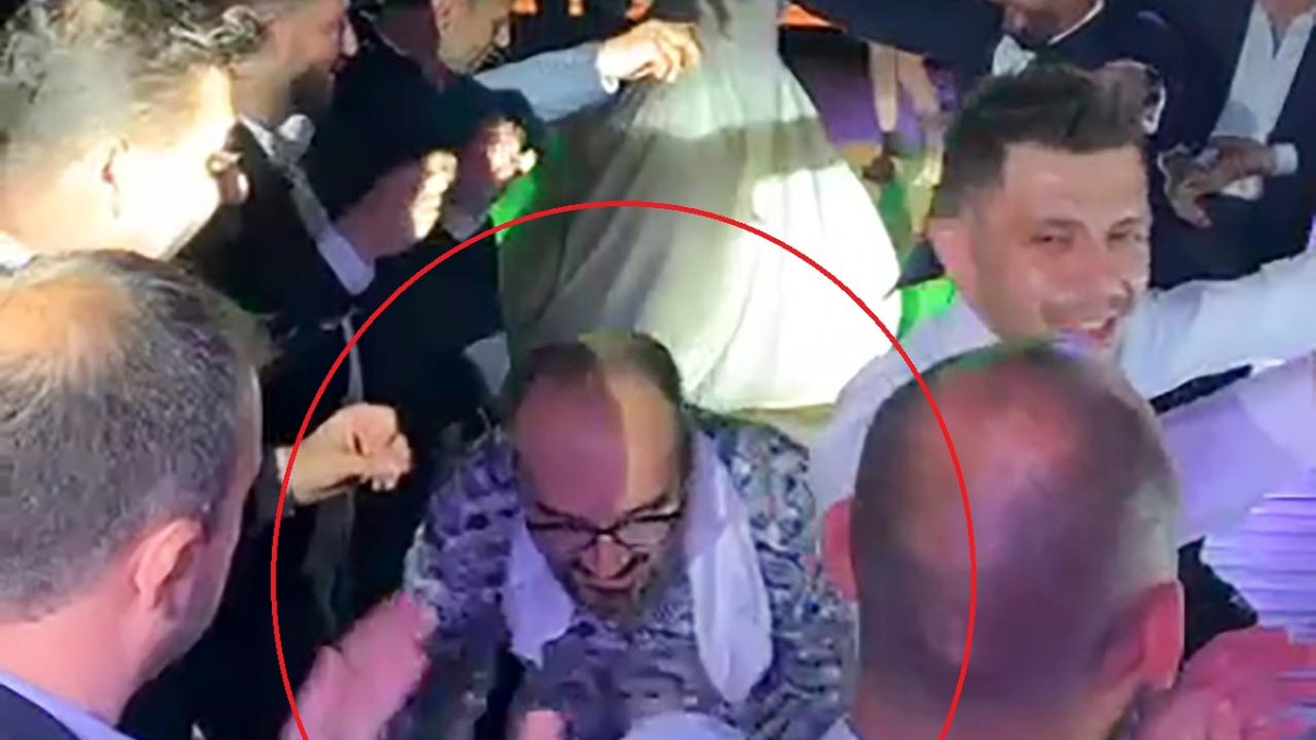 İş insanı Cevat Sadrettin Önalan hayatını kaybetti! Arkadaşının düğününde oynarken bir anda piste yığıldı...