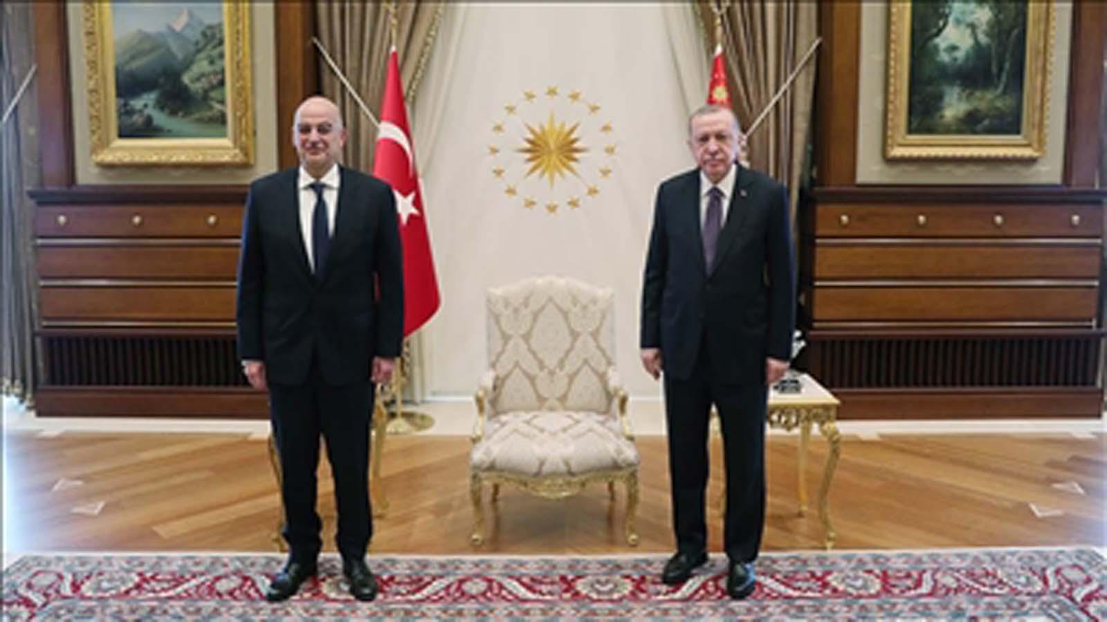 Yunanistan Dışişleri Bakanı Dendias'tan Erdoğan'a övgü dolu sözler: Hayatında çok şeyi başarmış önemli bir lider