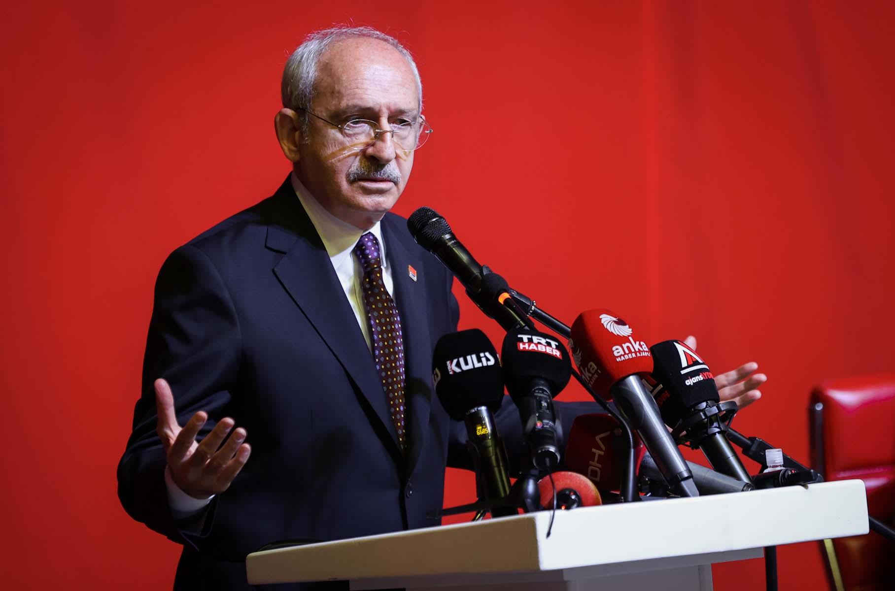 Açıklamasıyla Millet İttifakı'nı germişti! Kemal Kılıçdaroğlu'ndan bomba Bülent Kuşoğlu hamlesi