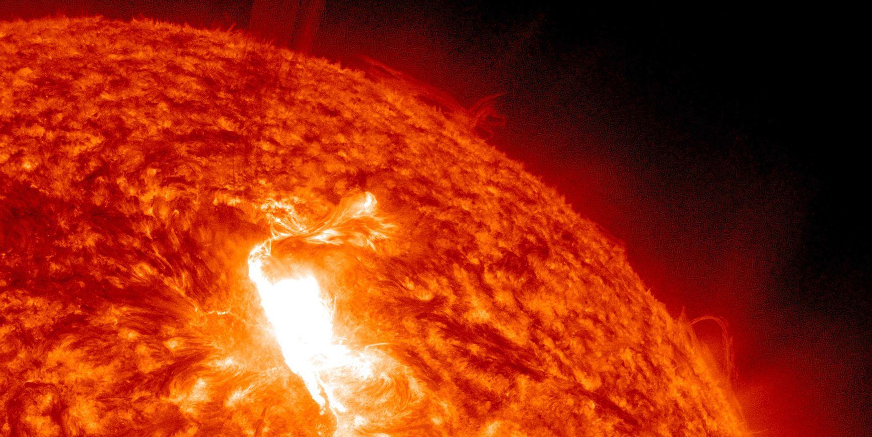 Gözler bu gök olayına çevrildi! Yüksek hızlı güneş fırtınası Dünyaya çarpabilir