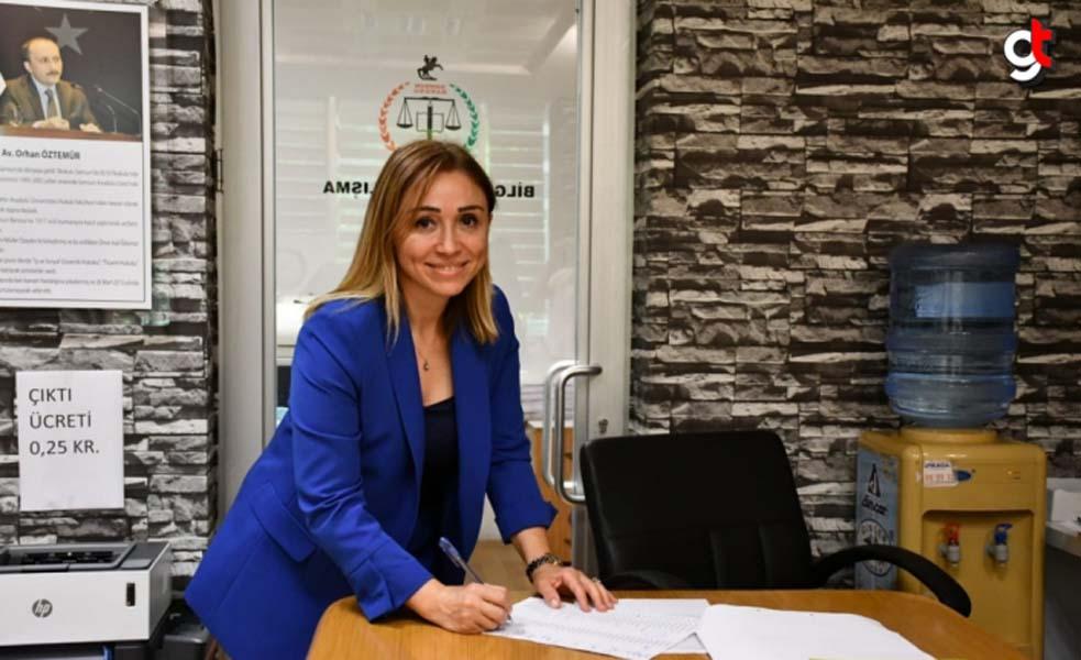 Samsun barosu başkanı yeniden Pınar Gürsel Yıldıran oldu!