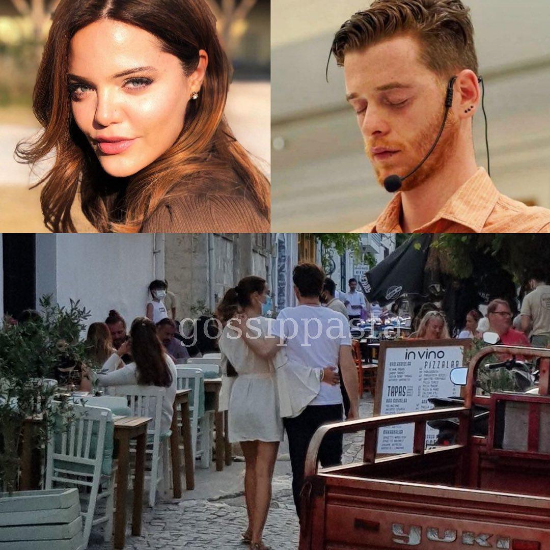 Adriana Lima'dan sonra aşkı onda buldu! Metin Hara - Hilal Altınbilek ile birlikte!