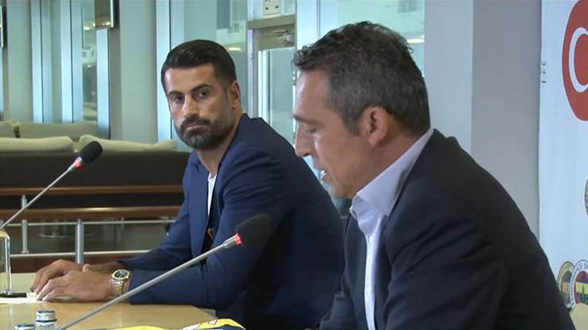 Son dakika | Fenerbahçe Başkanı Ali Koç açıkladı: Volkan Demirel dönemi sona erdi