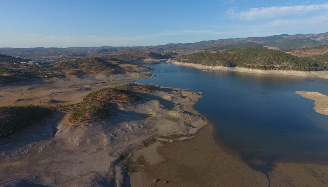 Bodrumda tehlike çanları çalıyor! Barajlar kuraklık alarmı veriyor