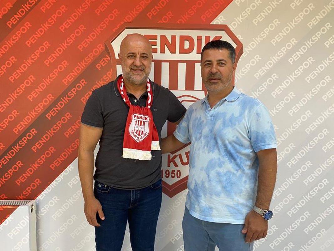 Pendikspor'da yeni teknik direktör Levent Devrim oldu!