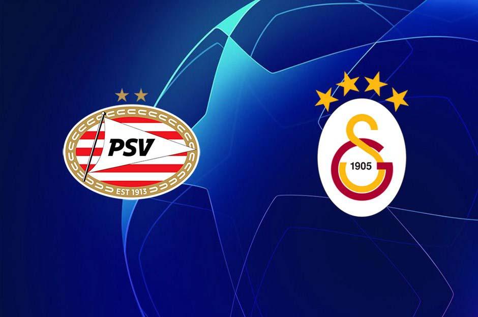 PSV 5-1 Galatasaray | MAÇ SONUCU