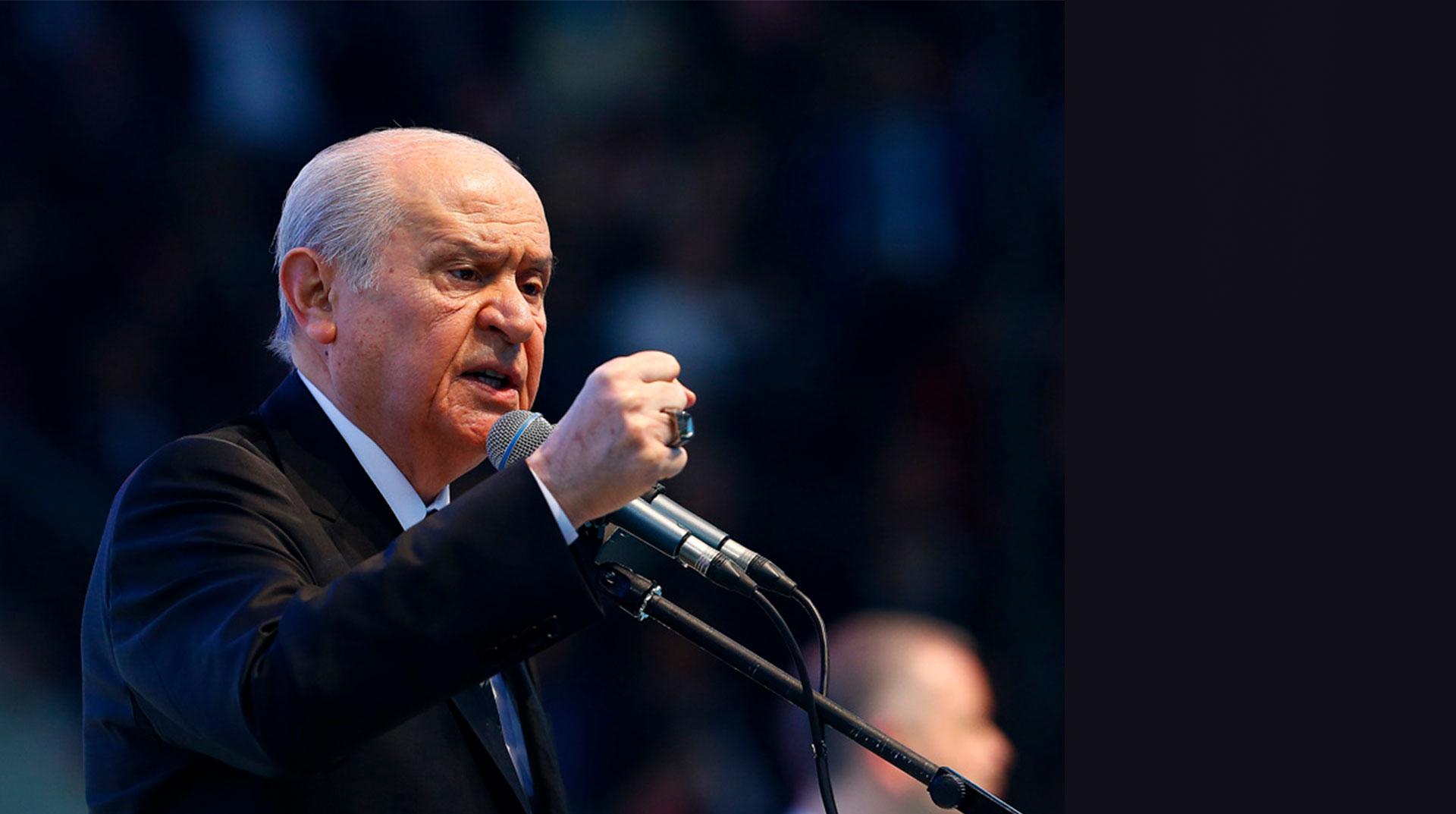 MHP lideri Bahçeli'den Lozan'ın yıldönümü mesajı: Emsali namesbuk bir siyasi zafer eseridir!