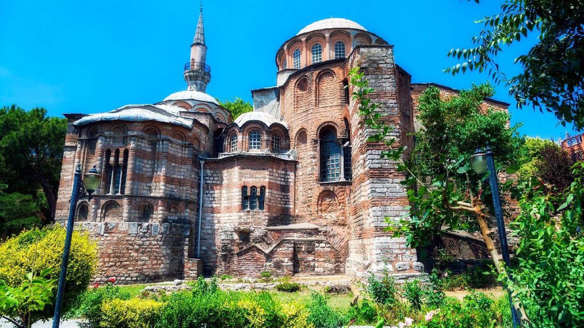 Son dakika | Dışişleri Bakanlığından Ayasofya ve Kariye Camii açıklaması: Türkiye Cumhuriyeti'nin mülküdür, titizlikle korunmaktadır