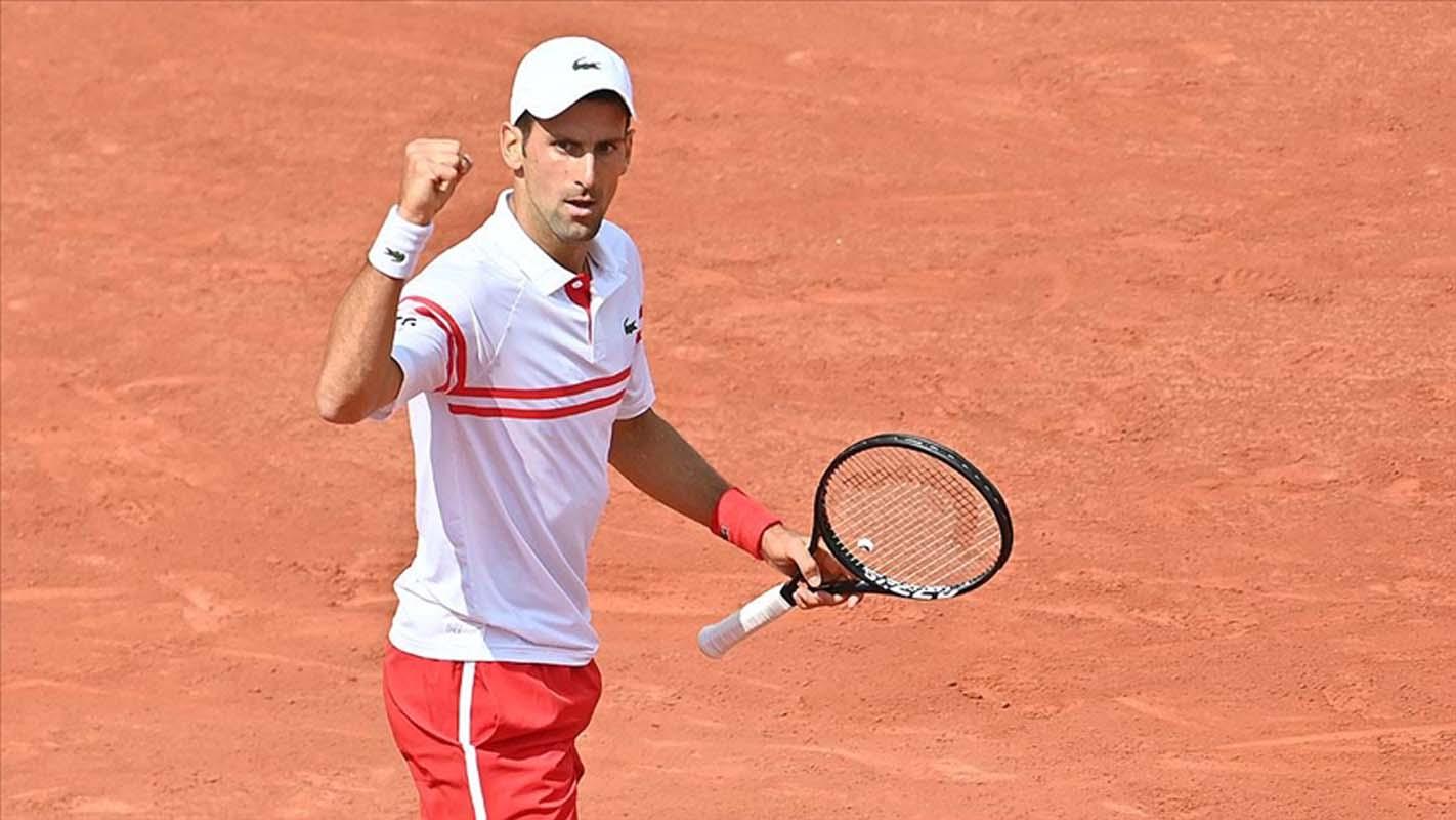 Novak Djokovic Olimpiyatlar Oyunları'na hata yapmadan başladı