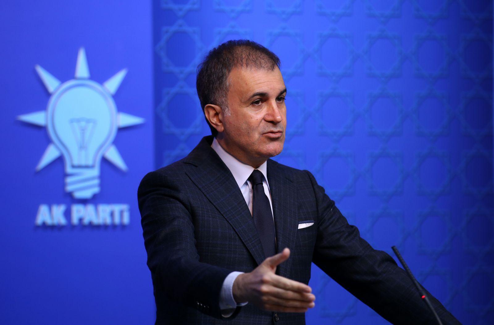 SON DAKİKA | Ömer Çelik Ermenistan saldırgan politikasıyla bölge barışını tehdit ediyor