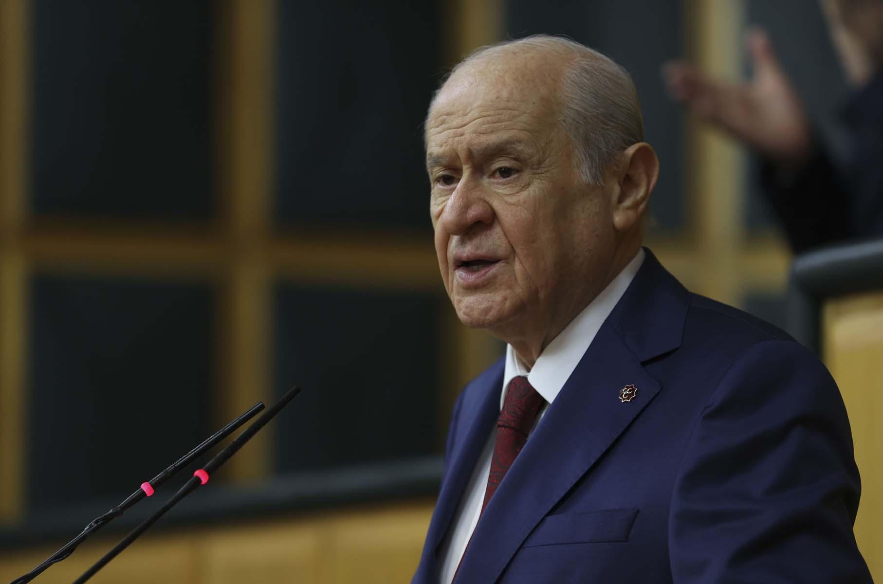 Son dakika   MHP lideri Bahçeli'den Kıbrıs açıklaması: Kıbrıs Türk'tür, Türk kalacaktır, Ankara'yla Kıbrıs'ın kaderi birdir.