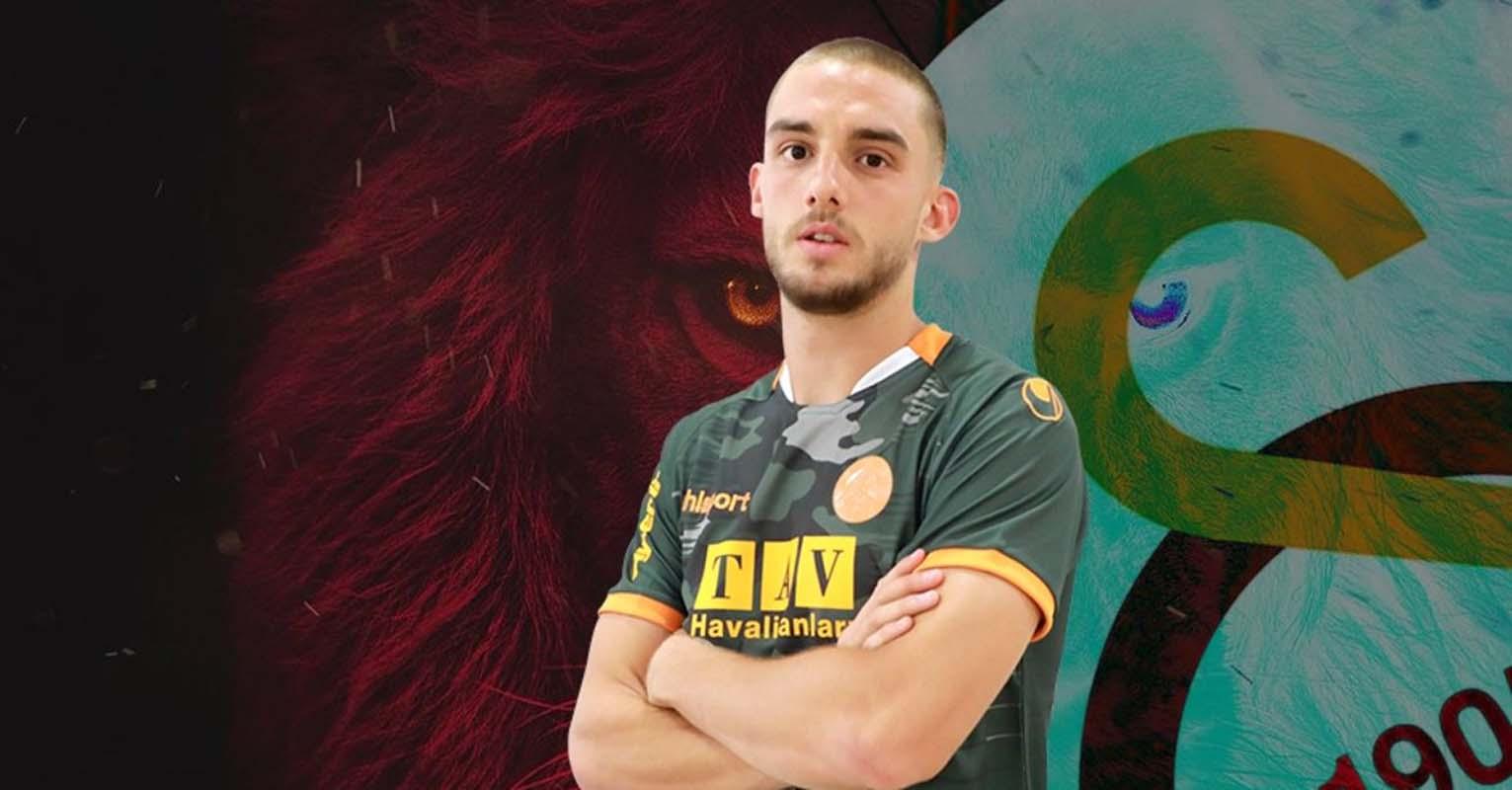 Galatasaray Berkan Kutlu transferinde mutlu sona ulaştı!