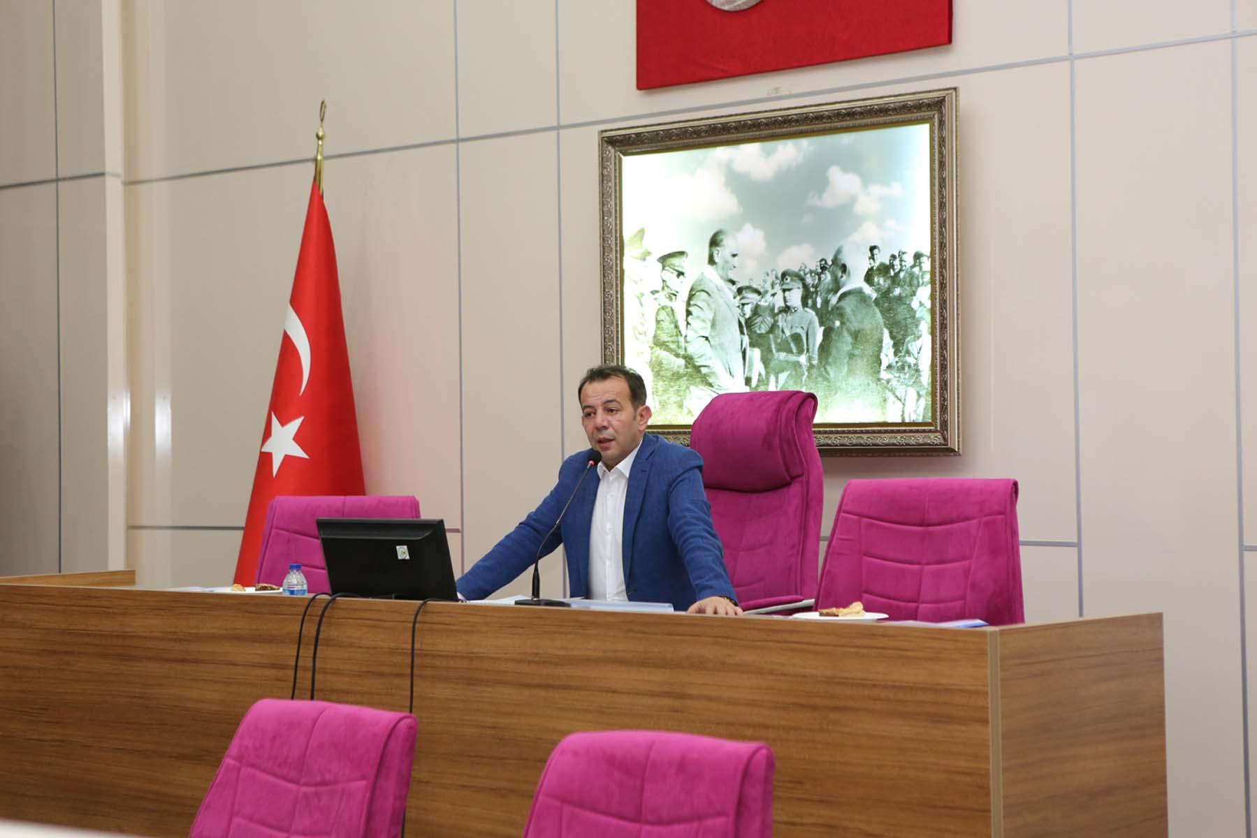 Son dakika   Bolu Belediye Başkanı Tanju Özcan hakkında soruşturma açıldı