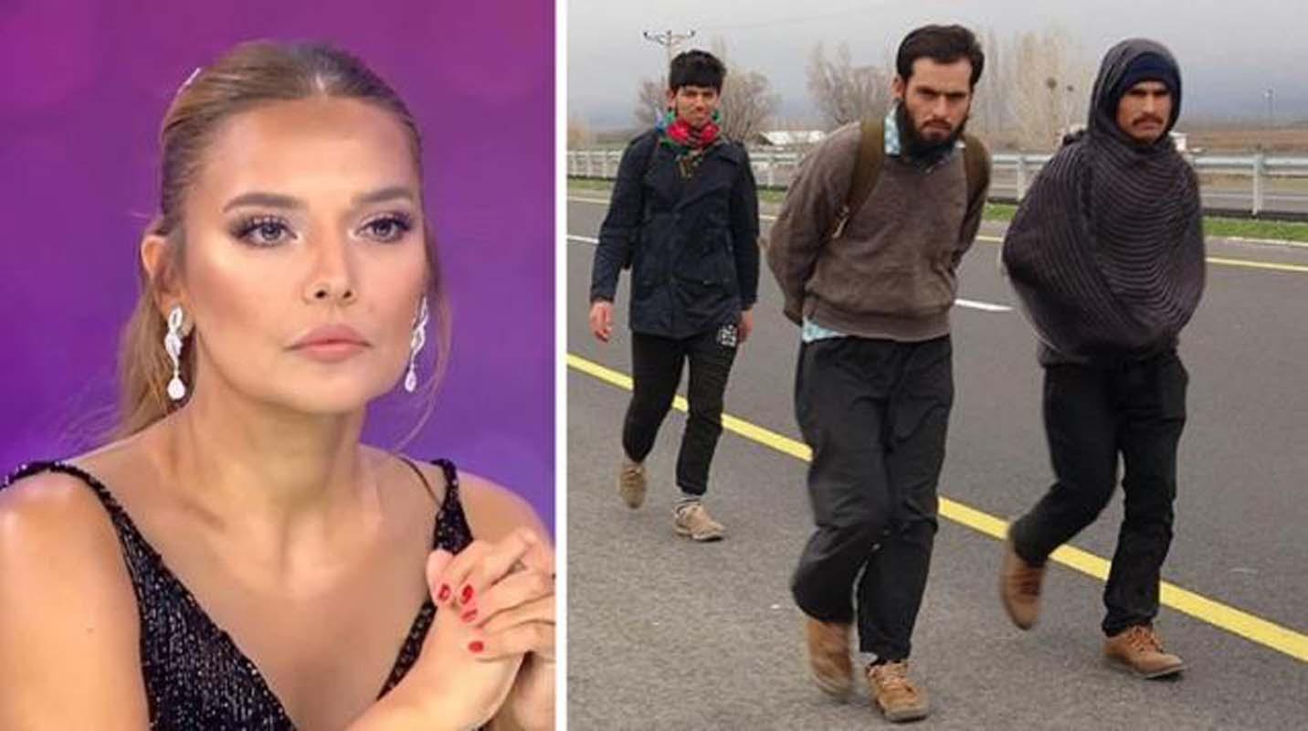 Demet Akalın paniğe kapıldı! Türkiye'ye sığınan göçmenlere isyan etti: Afganlar geliyormuş, ne yapacağız
