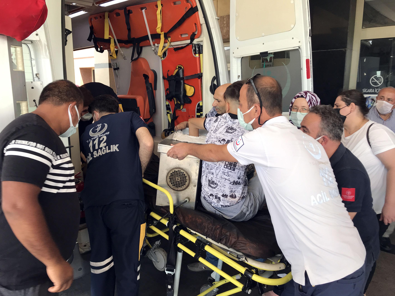 Aydın'da korkunç olay! 19 yaşındaki genç, elini kıyma makinesine kaptırdı!