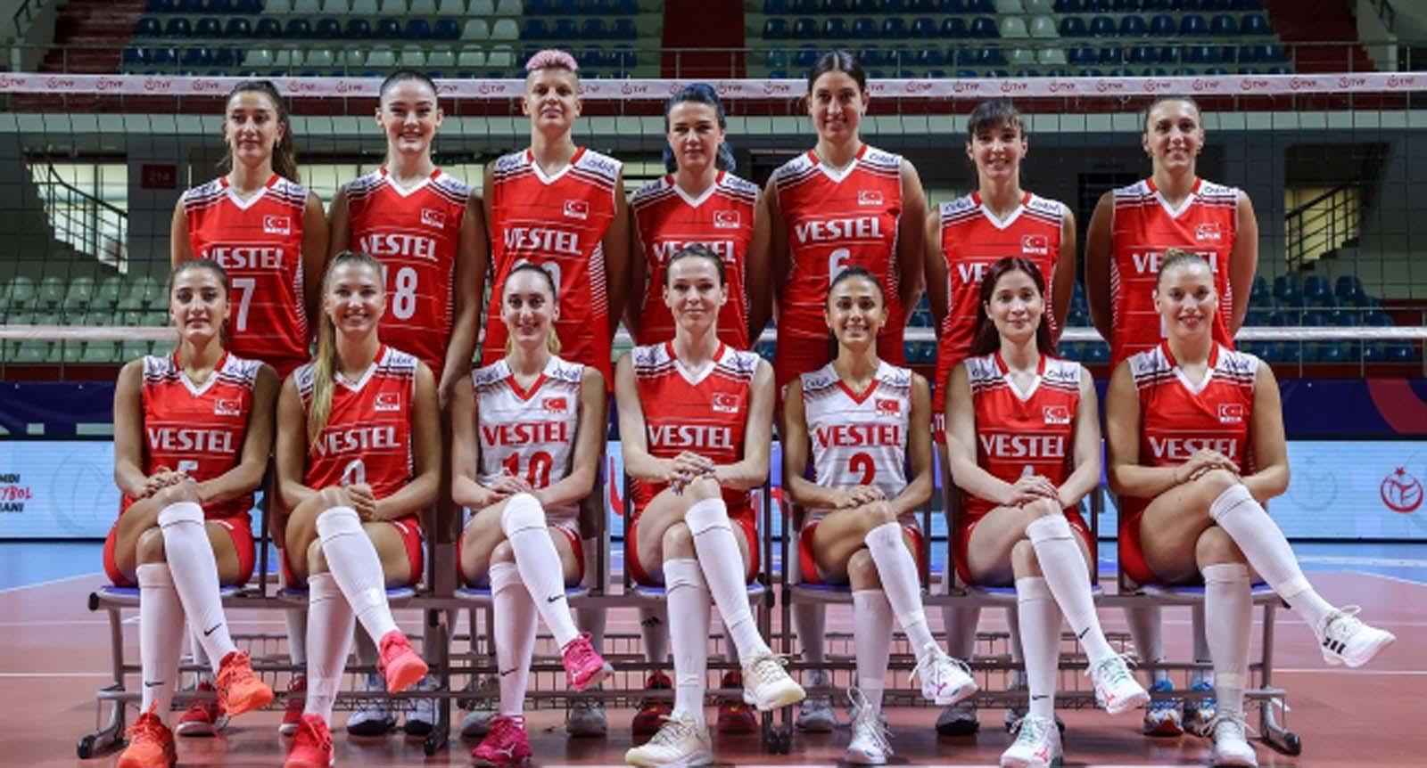 410451.Türkiye-ABD voleybol maçı sonucu nedir, kim kazandı? A Milli Kadın Voleybol maçı kaç kaç bitti?