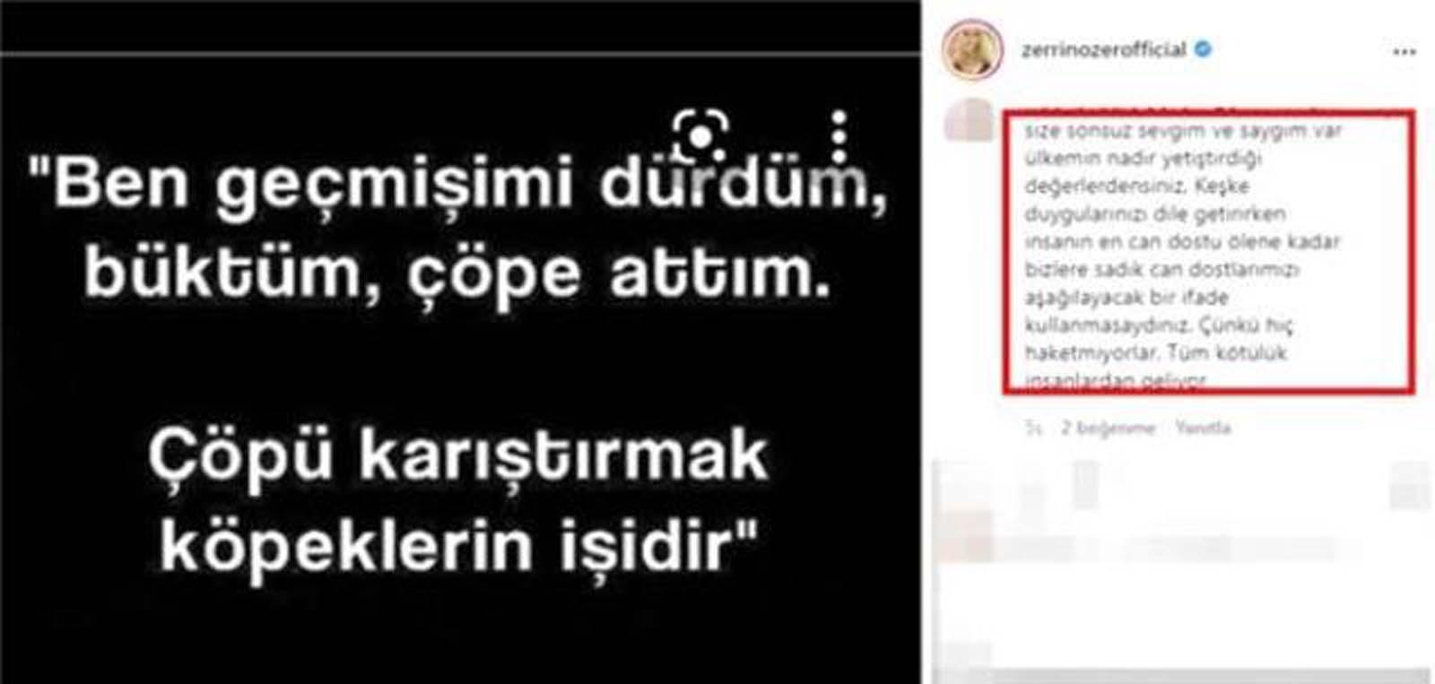Zerrin Özer son paylaşımıyla dikkatleri üzerine çekti! Yüzündeki değişikliğin sebebi merak konusu oldu