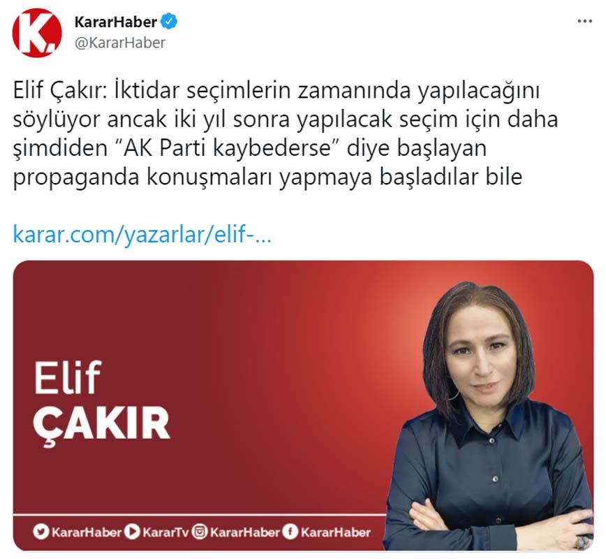 Elif Çakır'dan radikal karar! Başörtüsünü çıkardı! Sosyal medya ikiye bölündü!