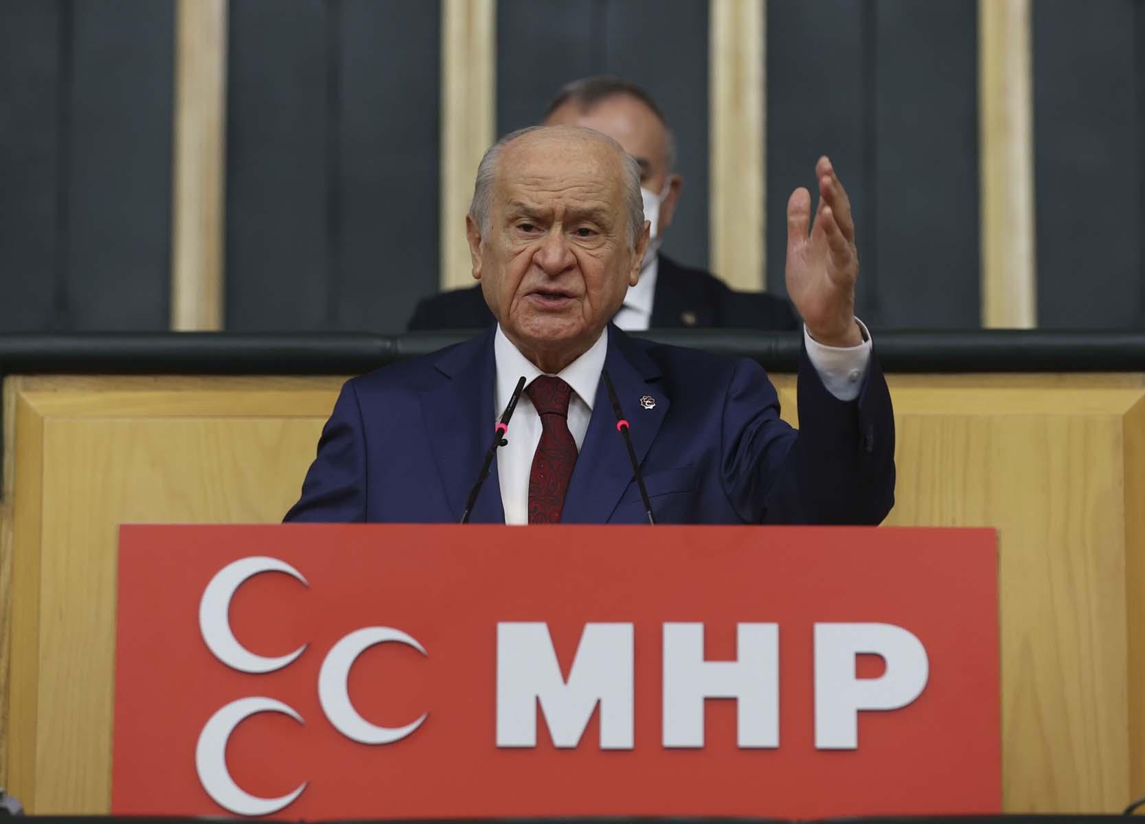 MHP lideri Bahçeli'den Cumhur İttifakı ve 2023 açıklaması: Cumhurun zaferini yaşayacağız