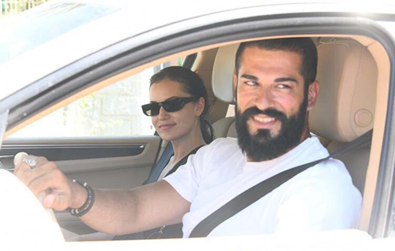 Ünlü çift taşınıyor! Burak Özçivit ve Fahriye Evcen'in tercihi Yalıkavak oldu!