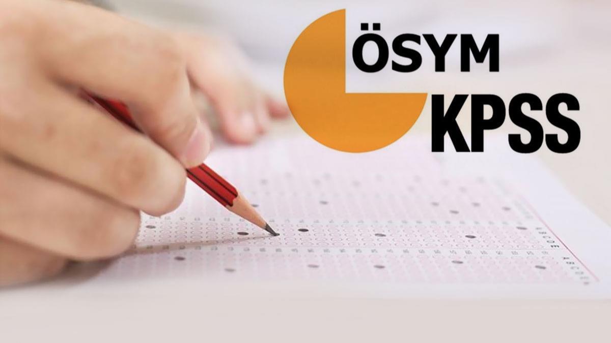 KPSS soru ve cevapları ne zaman yayımlanacak 2021? 2021 KPSS Genel Yetenek, Alan Bilgisi soru ve cevapları için tıkla!