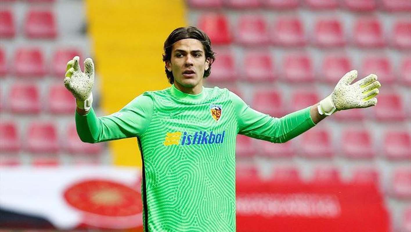 Kayserispor'un genç file bekçisi Doğan Alemdar'a Fransa'dan teklif!
