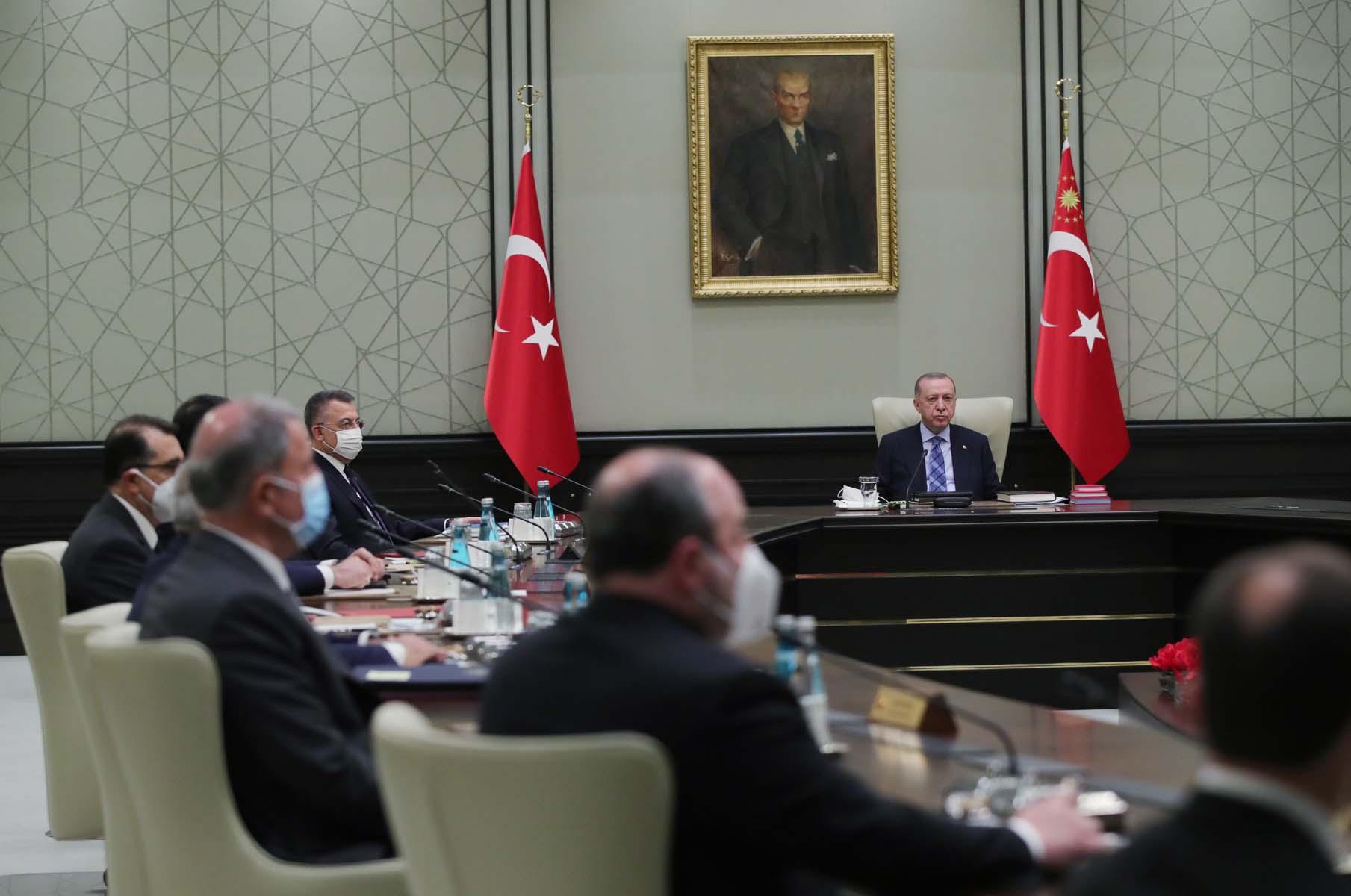 Cumhurbaşkanı Erdoğan talimat verdi! Cumhurbaşkanlığı Kabine toplantısı ertelendi