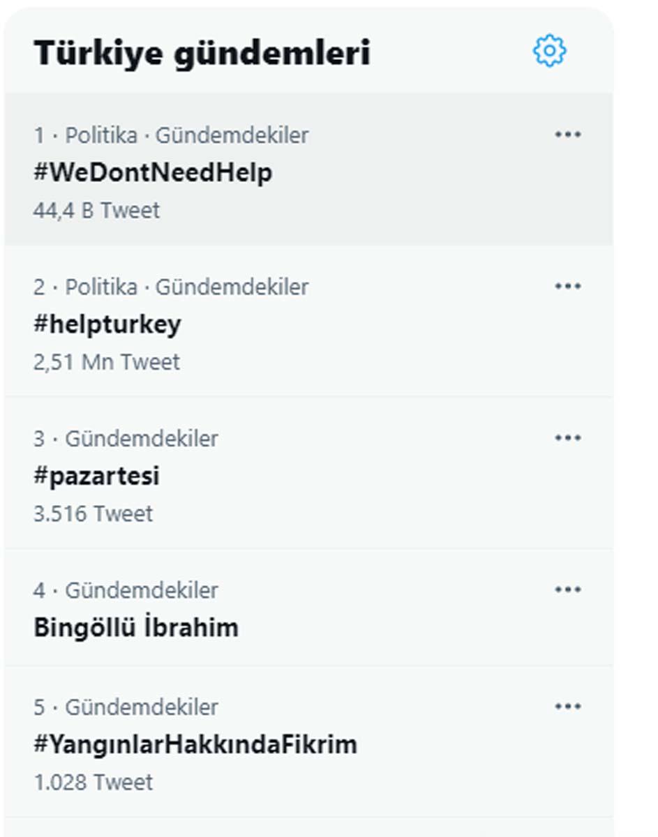 We dont need help ne demek? Anlamı ne?