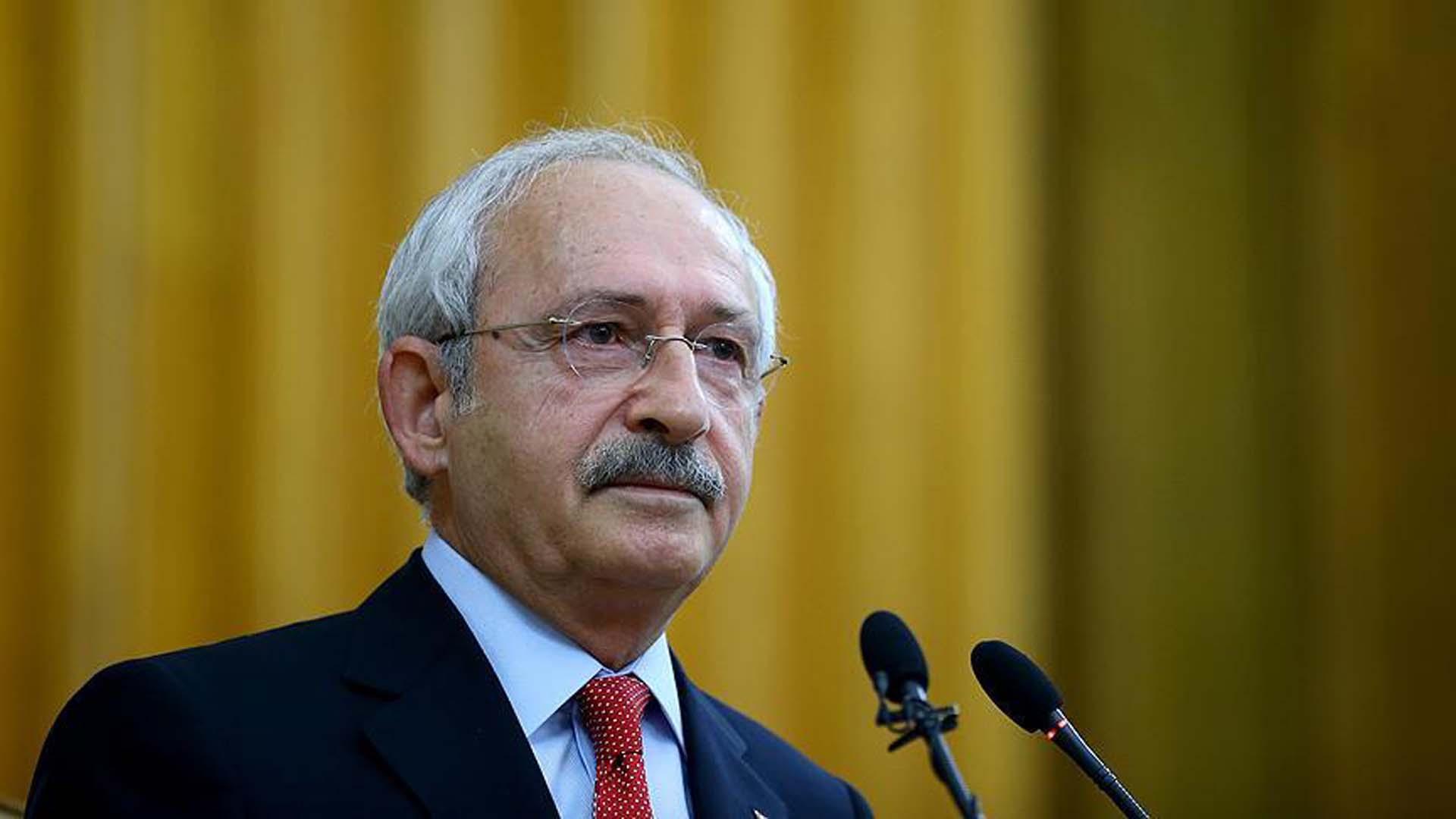 Kılıçdaroğlu, cumhurbaşkanı olmak için yanıp tutuşuyor: Millet İttifakı derse ki Siz aday olun, kabul ederim