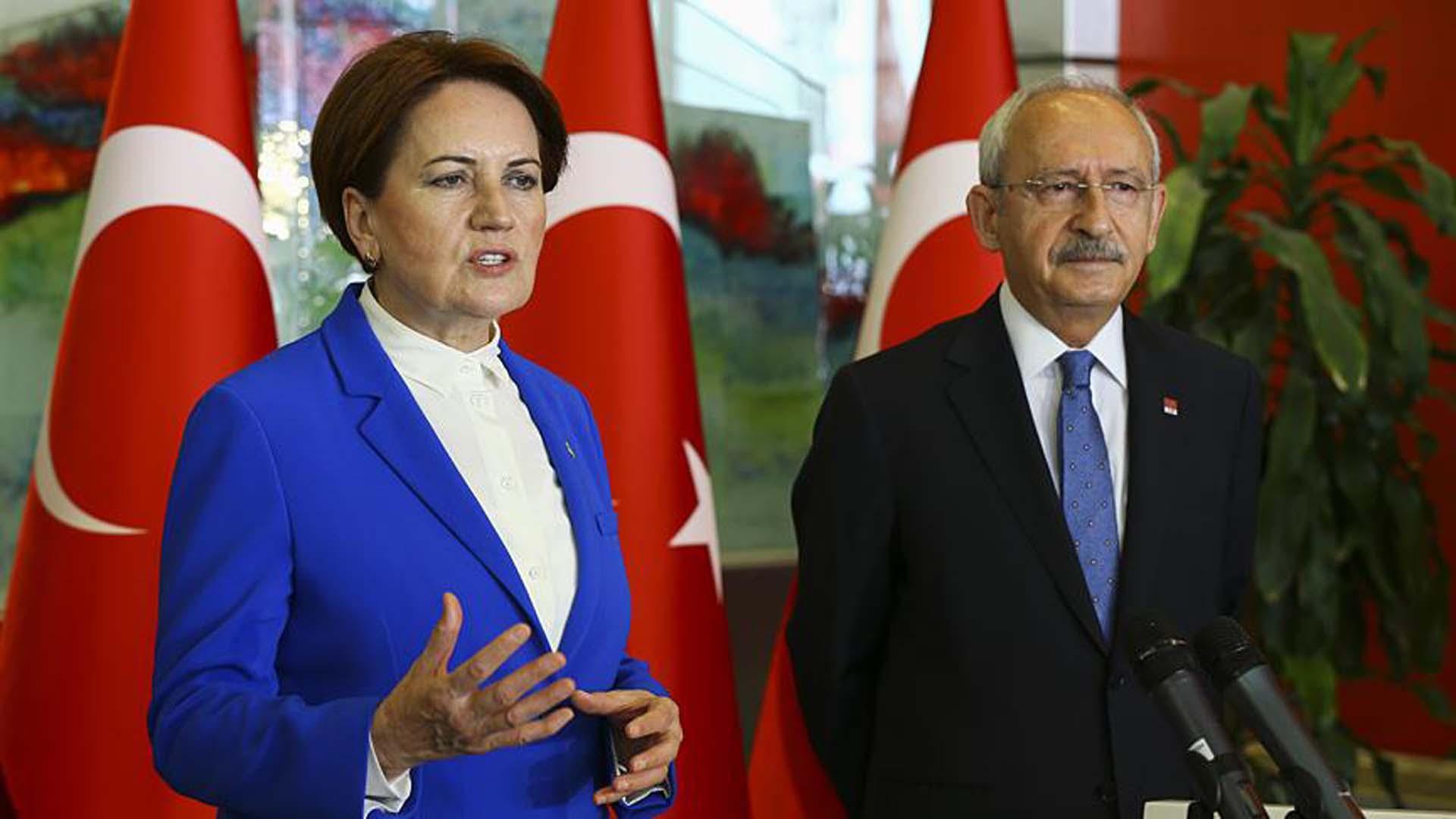 Millet İttifakının planı ortaya çıktı! Kemal Kılıçdaroğlu cumhurbaşkanı, Akşener başbakan adayı olacak!