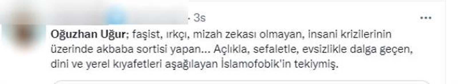 Oğuzhan Uğur'un yeni sezon fragmanındaki Afganlı göçmen göndermesine sosyal medyadan tepki yağmuru!