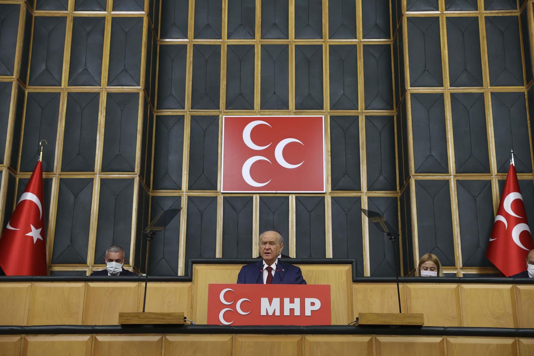 Son dakika   MHP Genel Başkanı Devlet Bahçeli seçim barajını açıkladı: Yüzde 7 olarak tescillenmiştir