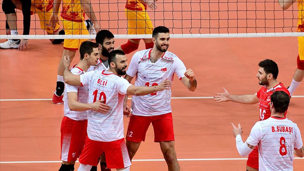 Rusya - Türkiye Erkekler Avrupa Voleybol Şampiyonası maçı canlı izle | TRT spor canlı yayın izle linki